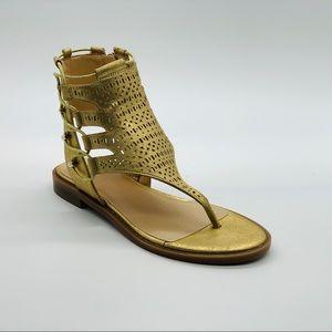 Vince Camuto Juli Perforated Thong-Toe Sandal